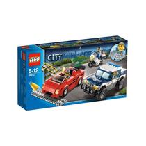 Lego 60007 Perseguição Da Polícia Em Alta Velocidade - City