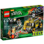 Lego Ninja Turtles Assalto Na Van Das Tartarugas 79115