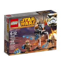 Lego Star Wars 75089 Geonosis Troopers - 105 Peças