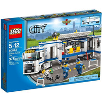 Lego City - Polícia Móvel (60044)