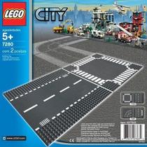 Lego City - Retas E Cruzamentos (7280)