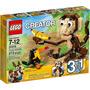 Lego Creator - Animais Da Floresta (31019)