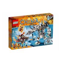 70223 Lego Chima Icebite`s Claw Driller