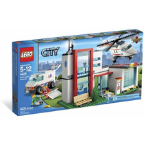 4429#1 Lego City / Hospital Helicopter Rescue