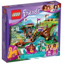 Lego Friends 41121 Adventure Camp Rafting Acampamento Menina