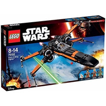 Lego Star Wars 75102 Le X-wing Fighter De Poe - 717 Pçs
