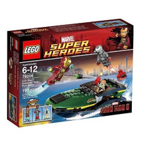 Lego Super Heroes 76006 Iron Man Homem De Ferro 3