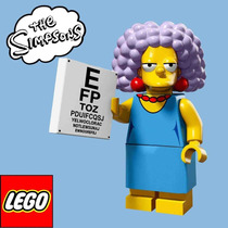 71009 Lego Simpsons Minifiguras S2 - Patty Bouvier