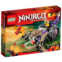 70745 - Lego Ninjago - Carro De Ataque De Anacondrai