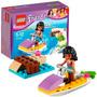 Lego Friends Kate Moto Aquática 28 Peças Oficial