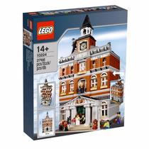Lego 10224 Creator Town Hall , Novo, Pronta Entrega