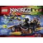 Lego 70733 Ninjago Motocicleta De Acao