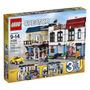 31026 Lego Creator Loja De Bicicletas E Café