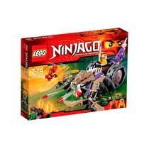 Lego Ninjago 70745 Carro De Ataque De Anacondrai 219 Peças