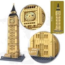 Burj Kalifa, Big Ben, Templo Do Sol Arquitetura - Importado