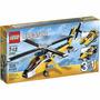 Lego Creator Veículos Amarelos De Competição Frete Grátis!!