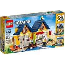 Lego Creator 31035 Beach Hut, Novo, Pronta Entrega!