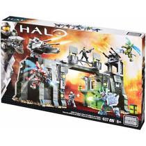 Mega Bloks - Base De Artilharia Da Unsc Cng69 - Halo Mattel