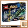 Lego 76025 Dc Superheroes Lanterna Verde Contra Sinestro
