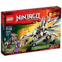 70748 - Lego Ninjago - Dragão De Titanio