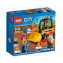 Lego City 60072 - Conjunto De Iniciação Para Demolição