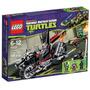 79101#1 Lego Tartarugas Ninja Shredder