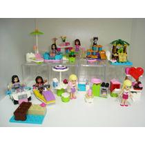 Lego Friends Olivia Emma Kate Stephaine 8 Sets