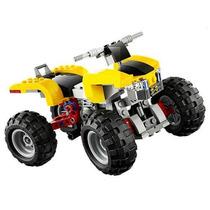Lego Creator - 31022 - Quadriciclo Turbo - 3-em-1