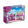 Brinquedo Blocos De Montar Banbao Mundo Encantado Casa 6111