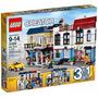 Lego Creator - Loja De Bicicletas E Café 3 Em 1 - 31026
