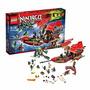 Lego Ninjago Voo Final Do Barco Do Destino 70738