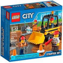 Lego City - Playset De Iniciação Com Veículo De Demolição