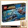 Lego 76027 Dc Comics Superheroes Black Manta Deep Sea Strike