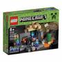 Lego 21119 Minecraft The Dungeon 219 Pç - Estoque No Brasil