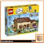 Lego 71006 A Casa Dos Simpsons Novo Lacrado A Pronta Entrega
