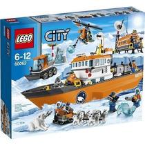60062 Lego City Arctic Icebreaker