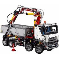 Lego Technic Mercedes-benz Arocs 3245 - 42043 Pronta Entrega