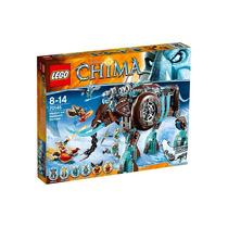 Lego Chima 70145 Maula`s Ice Mammoth Stomper