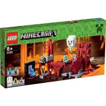 Lego Minecraft 21122 The Nether Fortress. Pronta Entrega.