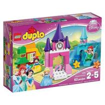 Brinquedo Novo Lego Duplo Coleção Princesas Da Disney 10596