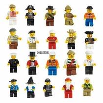 Lego City Personagens Compatível Lego 20 Personagens