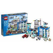 Lego City 60047 Police Station - Distrito Policial 854 Peças