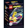 Lego Racers 4575 Pulse 08 Peças
