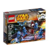 Lego 75088 Star Wars Senate Commando Troopers - 106 Peças