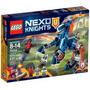 Lego Nexo Knights - O Cavalo Mecânico De Lance 70312