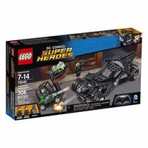Lego 76045 Batman Vs Superman Interceção De Kryptonite