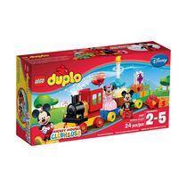 Lego Duplo 10597 Disney Desfile De Aniversário Mickey Minnie