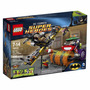 Lego Super Heroes 76013 Batman The Joker Steam Roller 486pcs