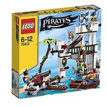 Lego Pirata ( Pirates ) 70412 Soldiers Fort - 234 Peças