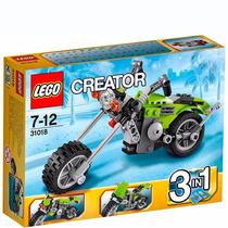 Lego Creator - Moto De Passeio 3 Em 1 - 31018